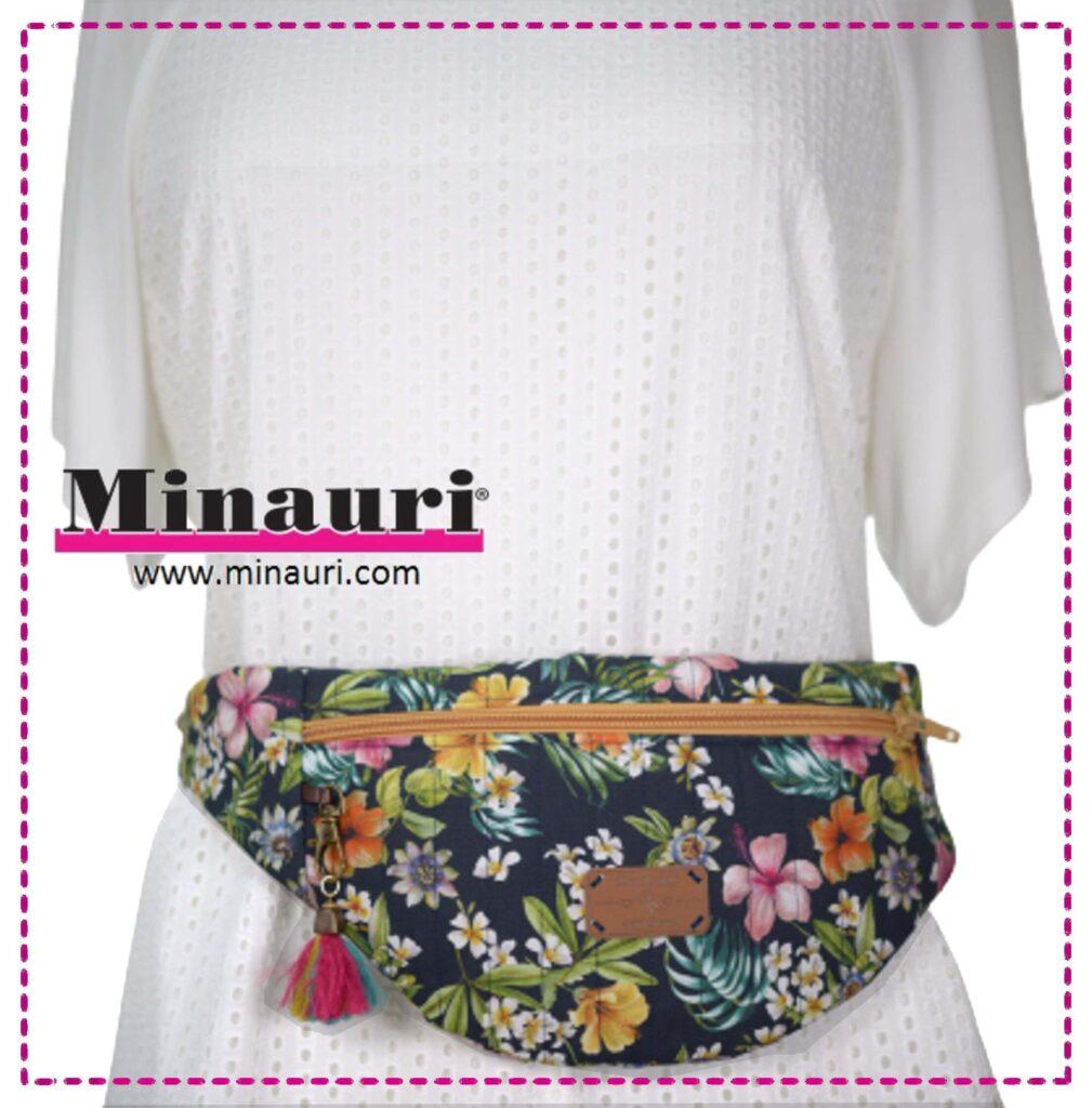 Riñonera a la cintura by Minauri