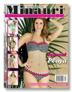Minauri revista 04 playa bikini