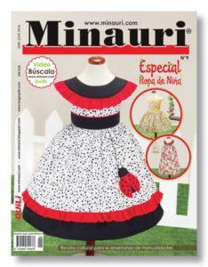 Minauri revista 09 vestidos nina