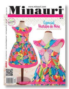Minauri revista 13 vestidos nina