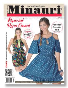 Minauri revista 18 ropa casual mujer