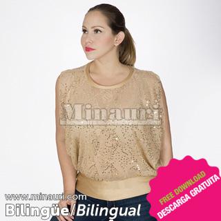 Blusa Dama Ref 07 by Maria Fernanda