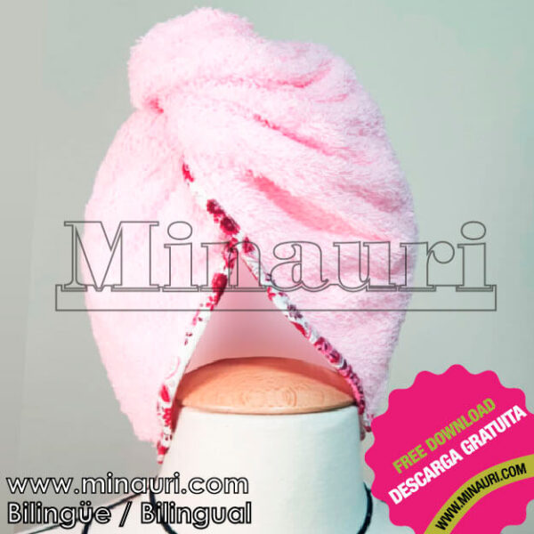 Gorro Turbante - Spa Towel Set